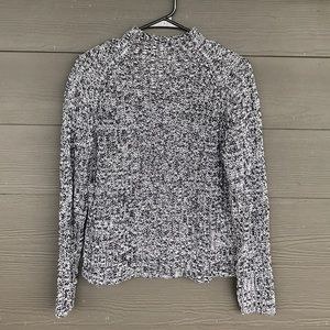 Loft Chunky Knit Turtleneck Sweater